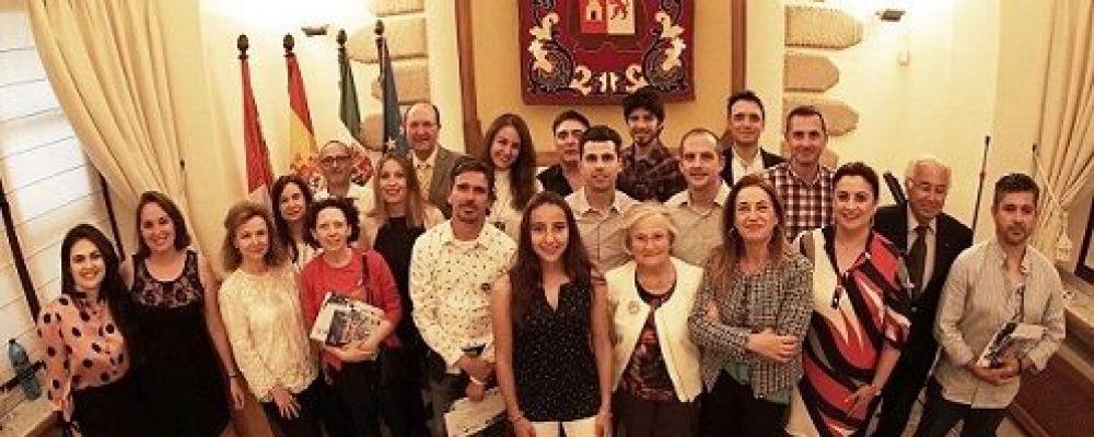 "Ceremonia de entrega de premios Europe Direct Cáceres 2018 ""Piensa Europa"""