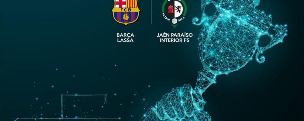 Cáceres se prepara para la final de la Copa de S. M. el Rey de Fútbol Sala