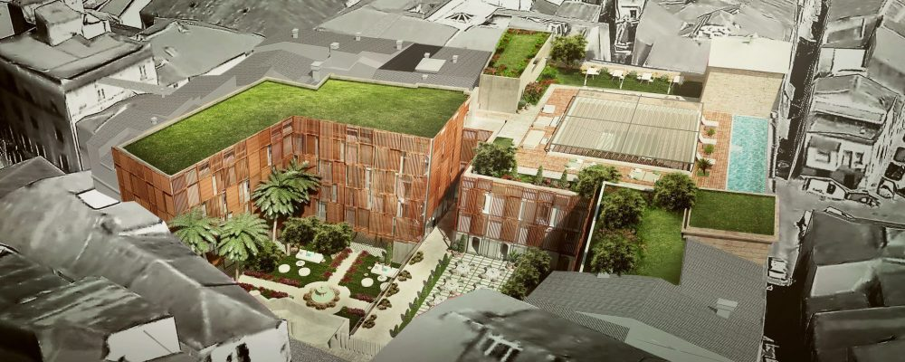 El grupo inversor Scipion Perú convertirá el Palacio de Godoy de Cáceres en un hotel y restaurante de alto nivel
