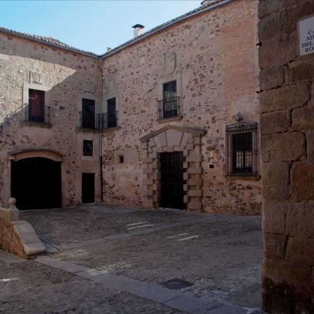 Condes of the Anadero's Palace