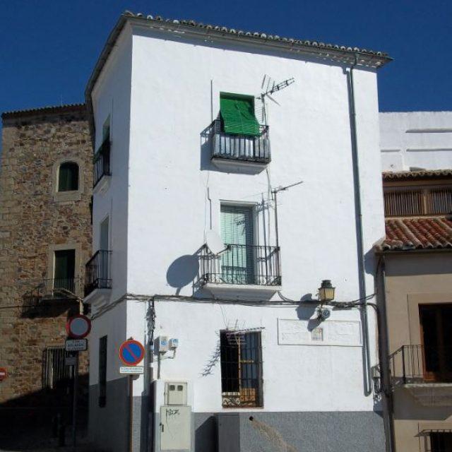 West Tower at Mérida's Door