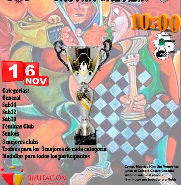 VII Torneo Ajedrez «Castra Caecilia»