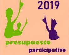 Proceso Participativo Presupuesto 2019