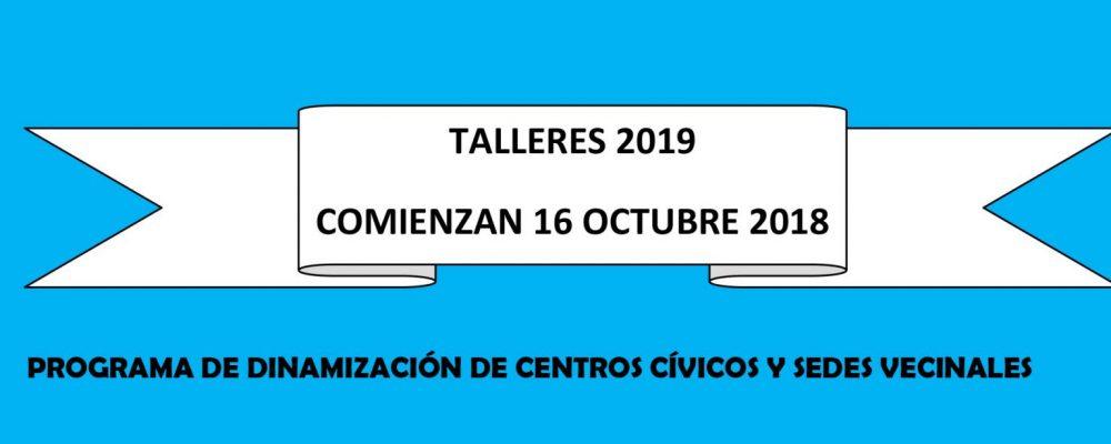 Talleres de Participación Ciudadana 2019