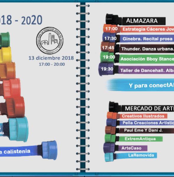 Presentación de la Estrategia Cáceres Joven 2018/2020