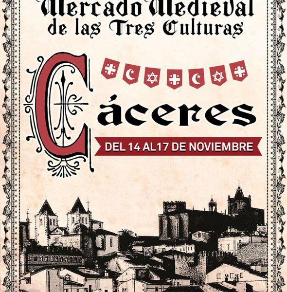 XX Mercado Medieval de las Tres Culturas Cáceres 2019