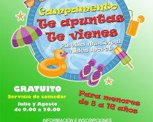 Campamento «Te Apuntas Te Vienes»
