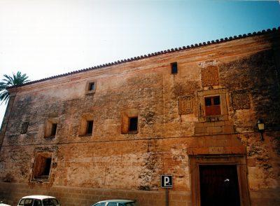 Enfermería de San Antonio (actual Convento de las Jerónimas)