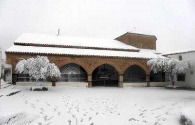 Iglesia del Espíritu Santo Nevada