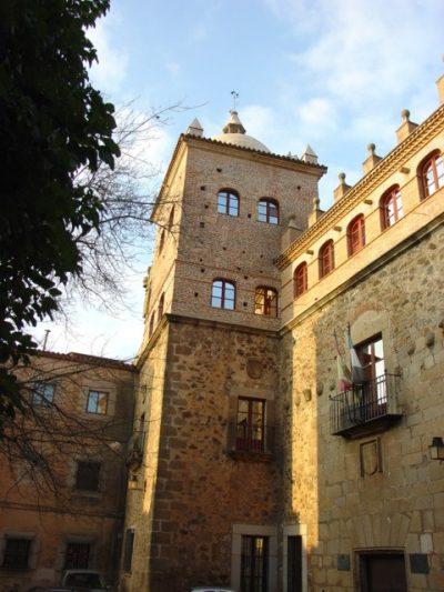 Palacio Toledo Moctezuma