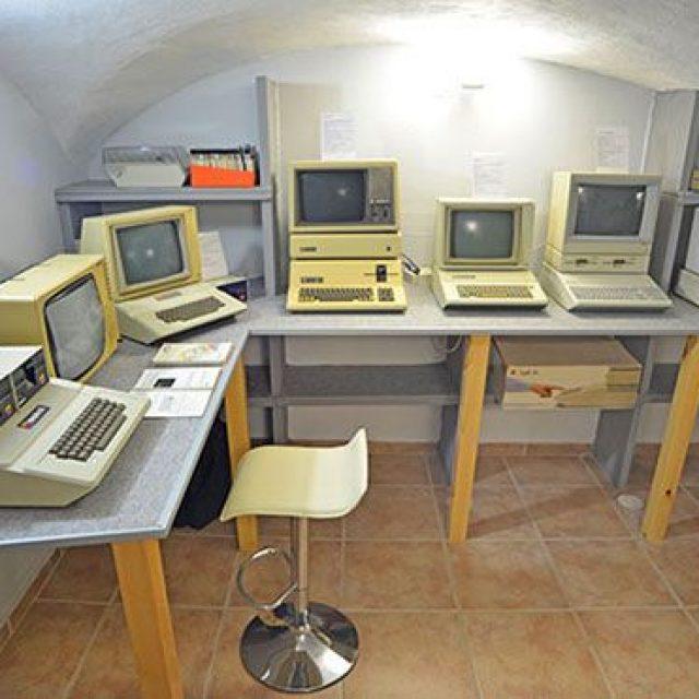 Museo de la Historia de la Computación