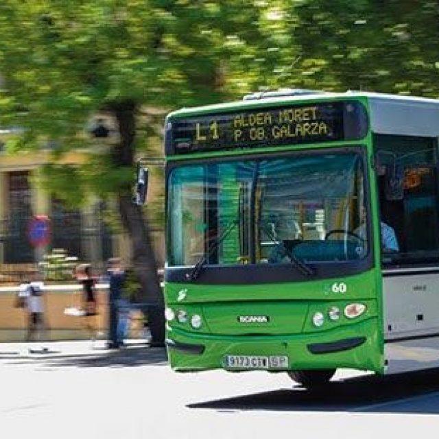 Bonificación Tarifa Transporte Urbano de Viajeros Familias Numerosas de Cáceres
