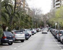 Restringidos hasta el viernes dos giros en el cruce entre calle Viena y la avenida Virgen de Guadalupe