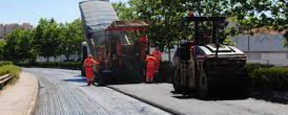 El Ayuntamiento renovará la superficie total del firme de 7 calles en la campaña de asfaltado 2018