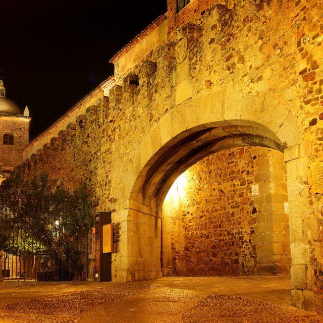 Arco de la Estrella (Star arch)