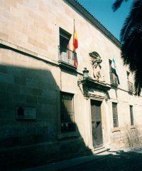 Audiencia Provincial de Cáceres (Hospital de la Piedad)