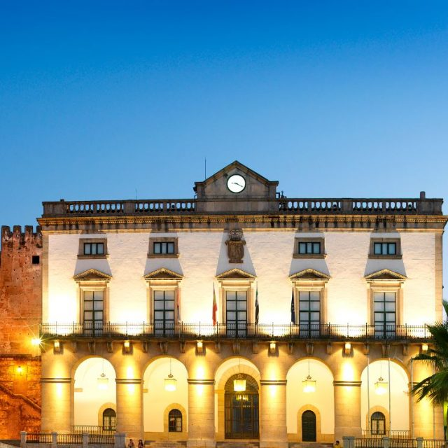Cáceres City Hall