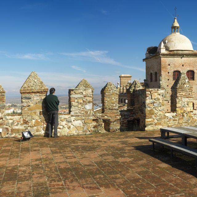 Centro de Interpretación de las Tres Culturas o Torre de Bujaco ( Tourist Center or Bujaco Tower)