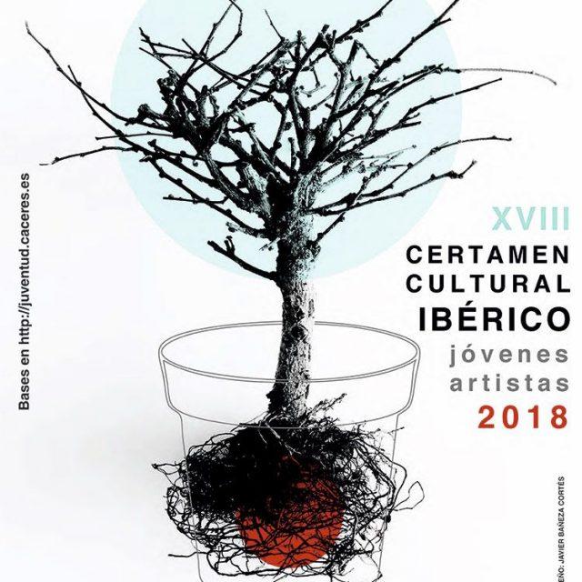 XVIII Certamen Cultural Ibérico Jóvenes Artistas – 2018