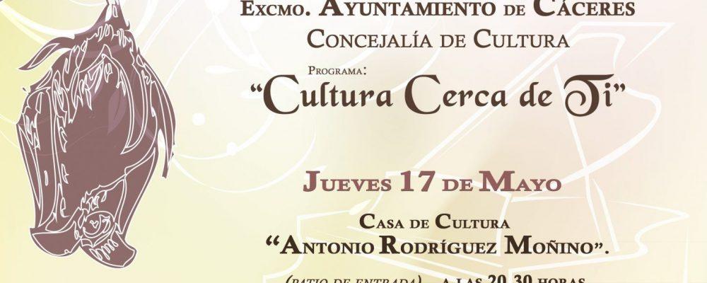 La Casa de Cultura de Rodríguez Moñino acoge mañana un concierto del Orfeón Cacereño
