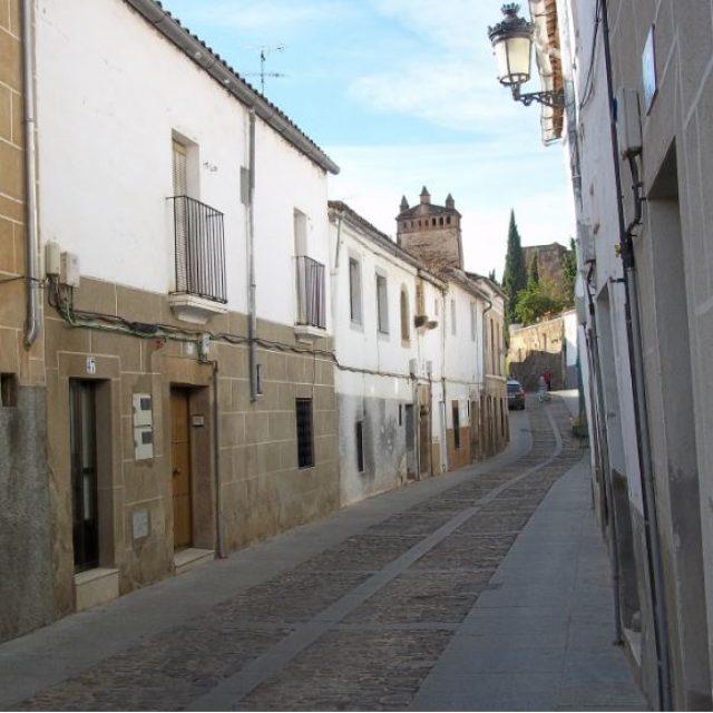 Caleros Street