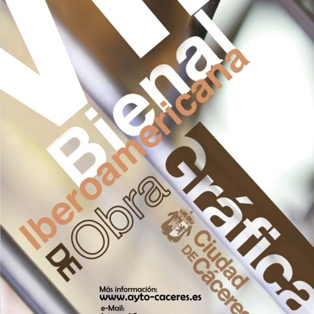 VIII Bienal de Obra Gráfica Ciudad de Cáceres