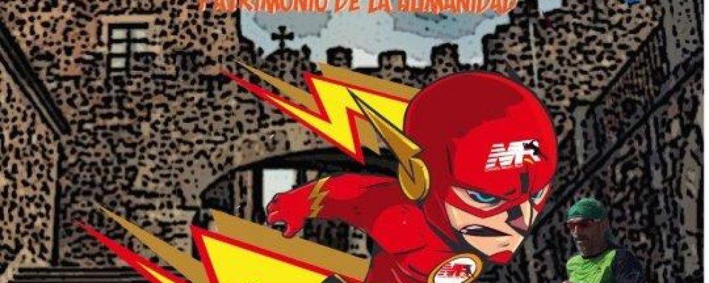 Cortes de tráfico con motivo de la XIII Media Maratón 'Cáceres, Patrimonio de la Humanidad'
