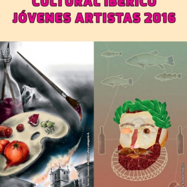 Ganadores del XVI Certamen Cultural Ibérico «Jóvenes Artistas»