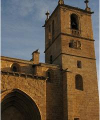 Iglesia Concatedral de Santa María.
