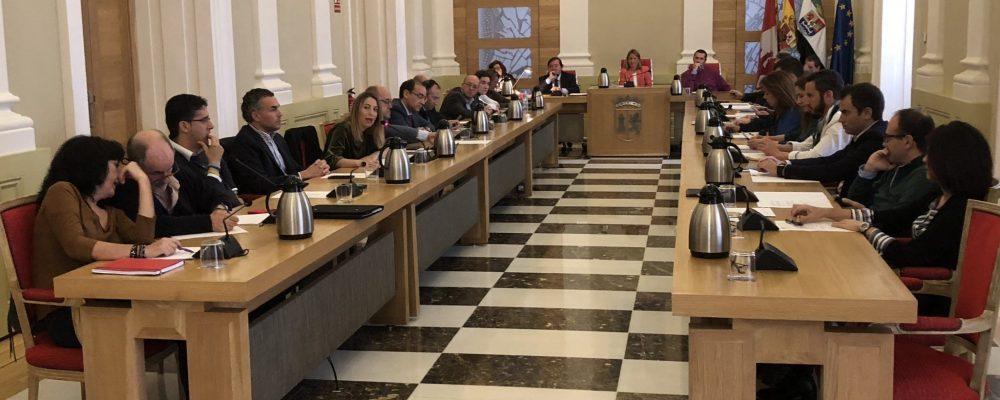 El Pleno aprueba una bajada en el IBI urbano
