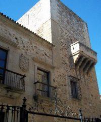 Casa del Marqués de Camarena (Colegio Oficial de Arquitectos)