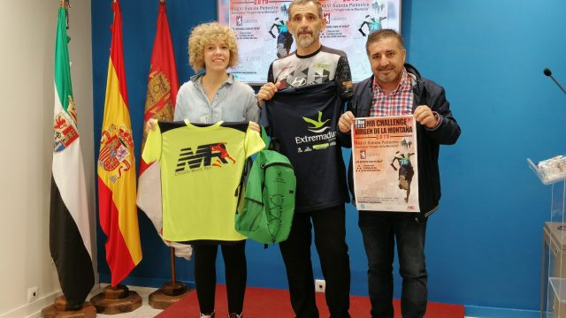 El nuevo reto deportivo cacereño lleva el nombre de MR CHALLENGE21 «Virgen de la Montaña»