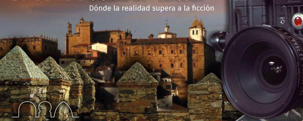 Cáceres se quiere convertir en una «ciudad de película»