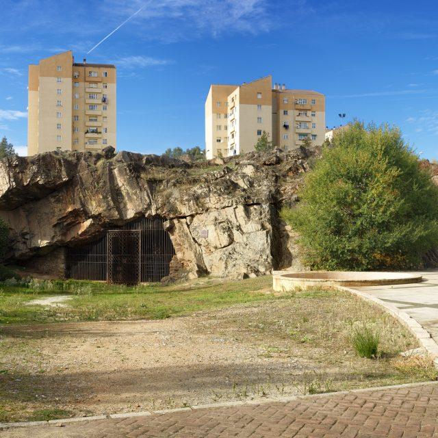 Cueva de Maltravieso (Cave)
