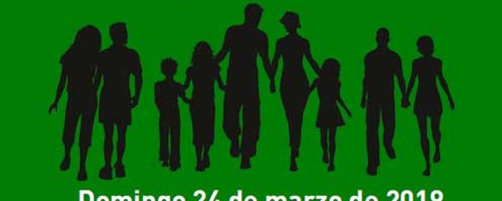 Varias vías de Cáceres se cortarán al tráfico este domingo con motivo de la Marcha de la Asociación Contra el Cáncer