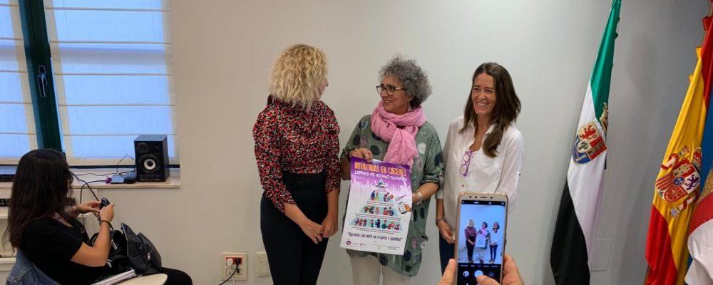 El Ayuntamiento y la UEx lanzan una campaña para prevenir actitudes sexistas en las novatadas