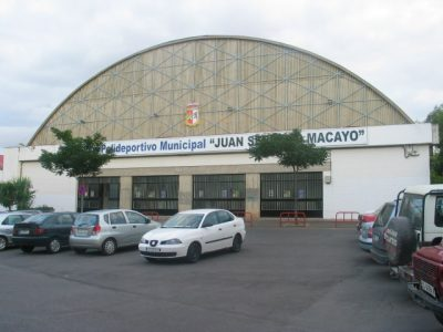 Pabellón Juan Serrano Macayo