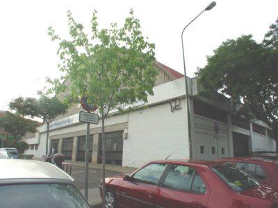 Pabellón Serrano Macayo