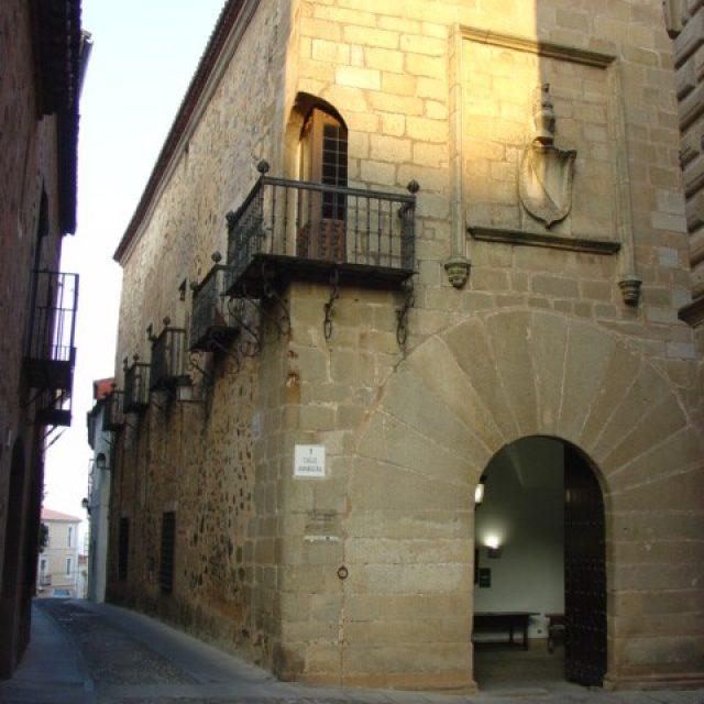 Carvajal's Palace