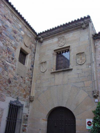 Palacio Diego García de Ulloa
