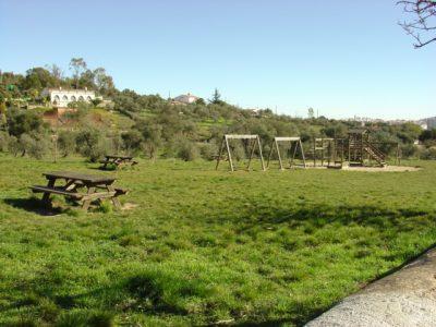 Parque Olivar Chico de los Frailes