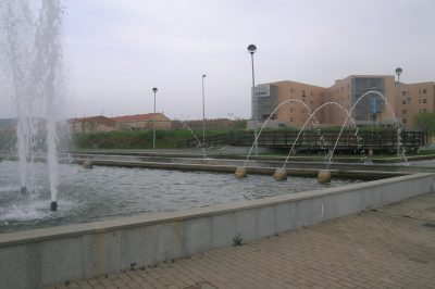 Parque Puerta Sur