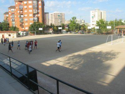 Pista Deportiva Vera Cruz