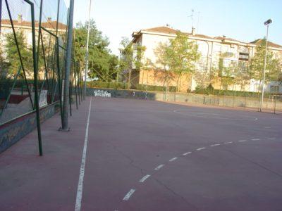 Pista Deportiva Espíritu Santo
