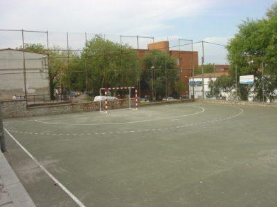 Pista Deportiva Santa Bárbara