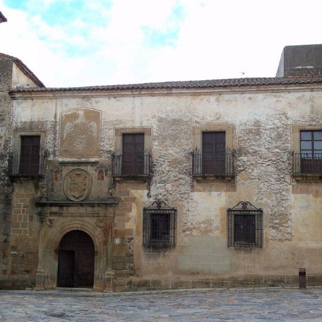 Palacio de Hernando de Ovando (Palace)