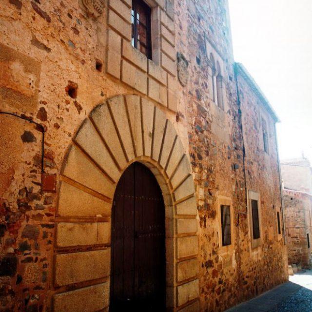 Palacio de  Paredes Saavedra (Palace)