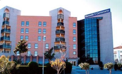 HOTEL BARCELÓ CÁCERES V CENTENARIO