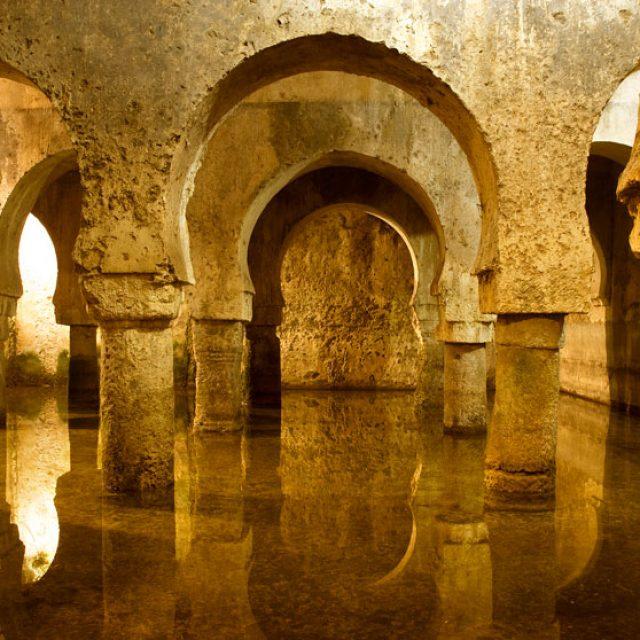 Aljibe (cistern)