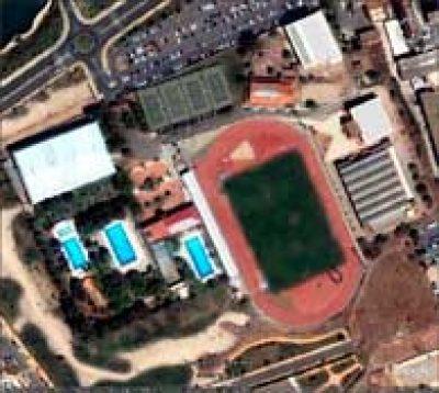 Piscina de Verano de la  Ciudad Deportiva